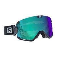 a388f4d304e5 Salomon Cosmic Photo Black Over the Glass Fog Free Ski Snowboard Goggles  Gear