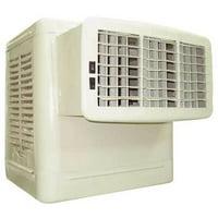 DAYTON Ducted Evaporative Cooler,2800 cfm,1/8HP 4RNN8