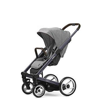 Mutsy igo farmer edition stroller, dark grey chasiss/farm...