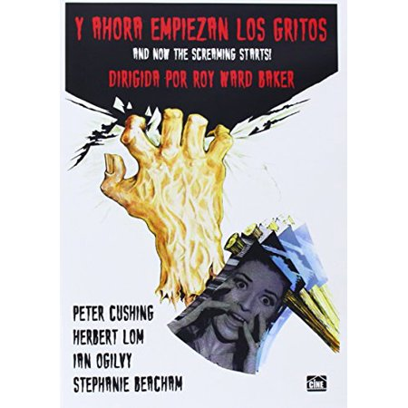 And Now the Screaming Starts! (1973) ( Bride of Fengriffen ) ( Fengriffen ) [ NON-USA FORMAT, PAL, Reg.0 Import - Spain