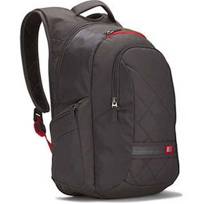 "Case Logic Dlbp-116dk Gray Carrying Case Backpack For 16"" Notebook Polyester by Case Logic"