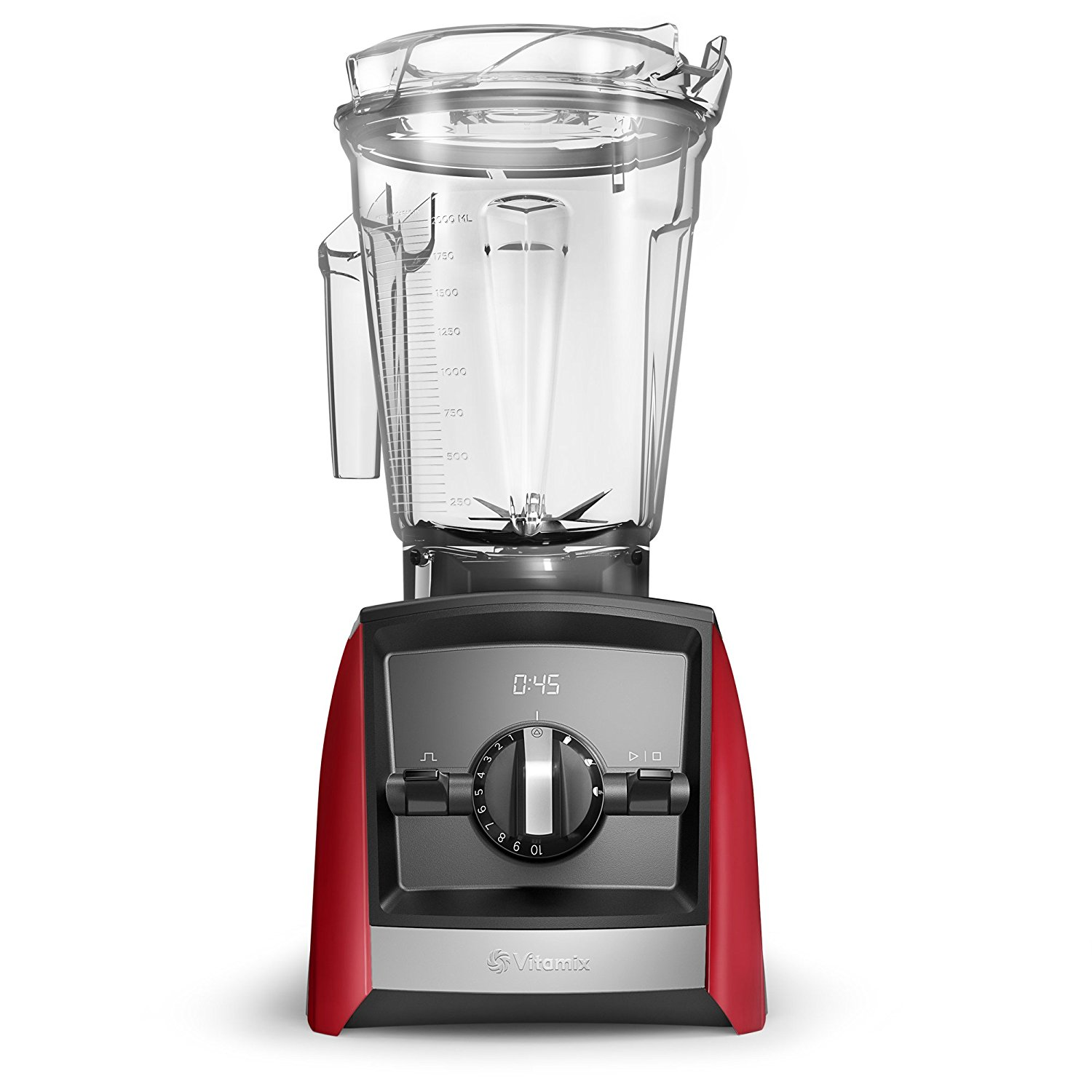 Vitamix Ascent A2500 Blender, Red