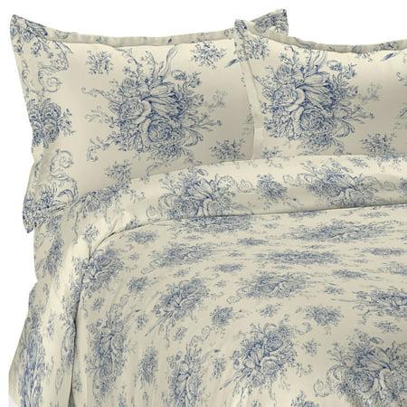 Toile Cotton Duvet Set by Melange Home ()