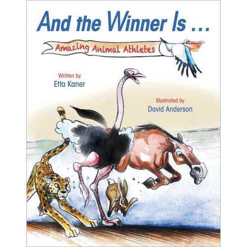 And the Winner Is: Amazing Animal Athletes