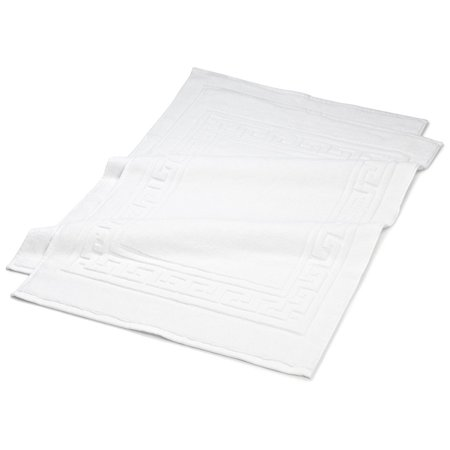 Impressions 900GSM Egyptian Cotton 2-Piece Bath Mat (Wht Bath Mat)