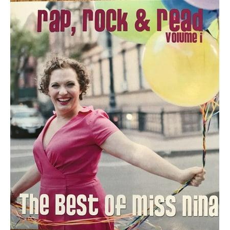 Rap Rock & Read Volume 1 the Best of Miss Nina