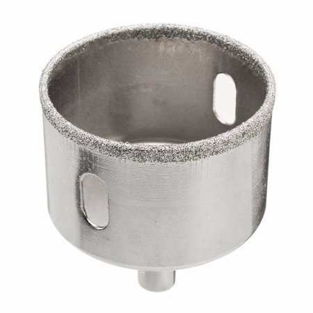 Diamond Hole Saw Drill Bit Set,15 PCS Diamond 3-45mm holesaw Tile Ceramic Glass Porcelain Marble Drill Bit Cutter Metal Tool - image 2 de 7