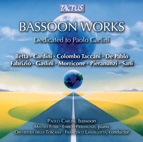 Bassoon Works by TACTUS (ITA)