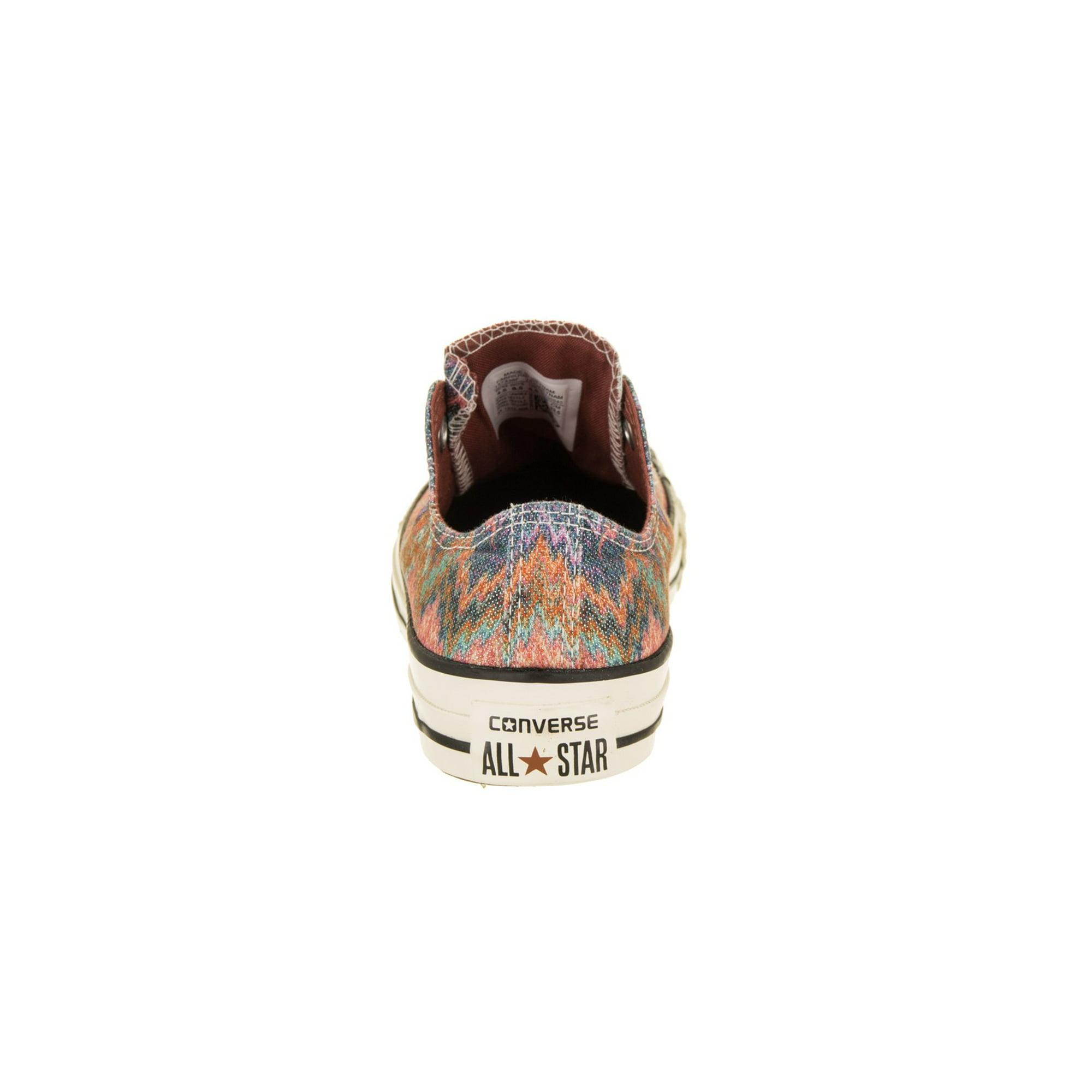 13b696c6abdb Converse Unisex Chuck Taylor All Star Missoni Ox Casual Shoe ...