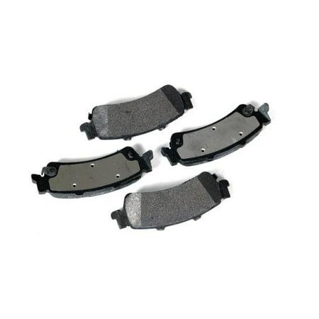 Friction Pad - Performance Friction 0729.20 Carbon Metallic Brake Pads