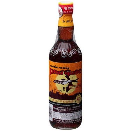 Flying Lion Fish Sauce  24 Oz