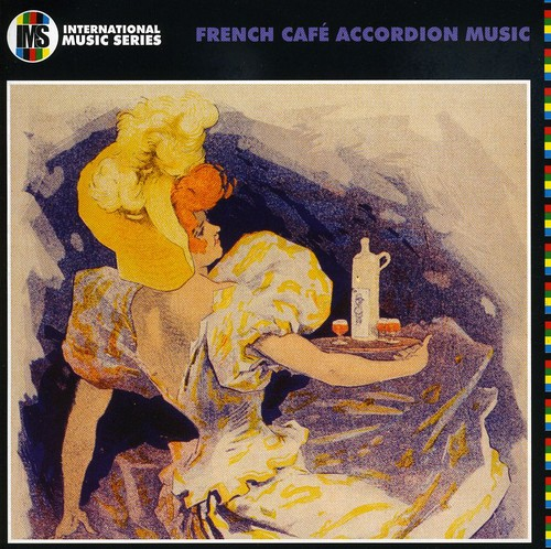 French Cafe Accordion Music by