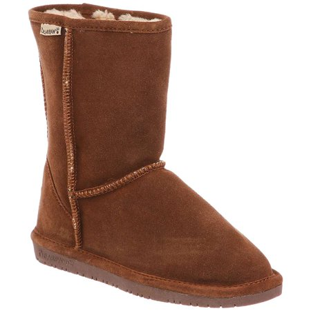 Bearpaw Women's Emma Short Boot Smooth Womens Boots