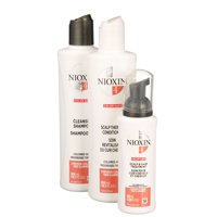 Nioxin System 4 Colored Hair Progressed Thinning Kit
