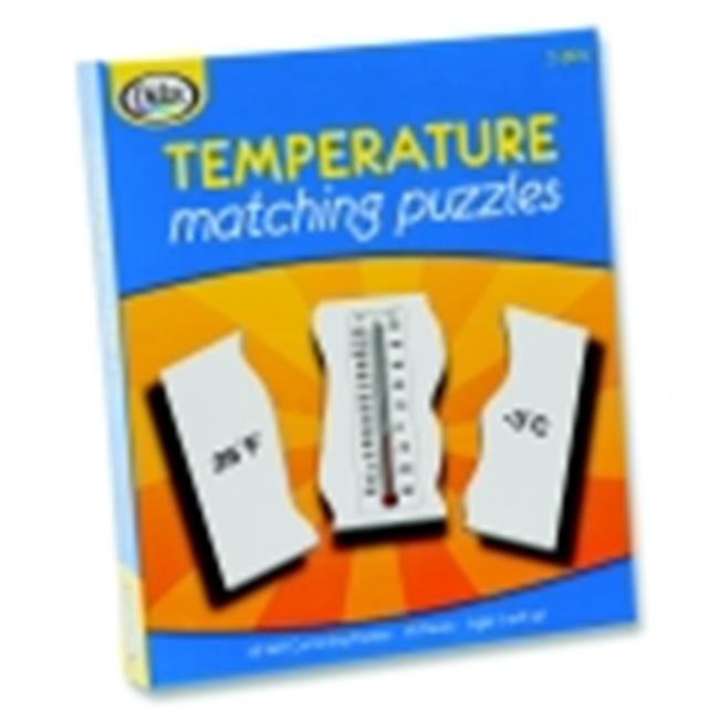 Didax Temperature Matching Puzzle Set