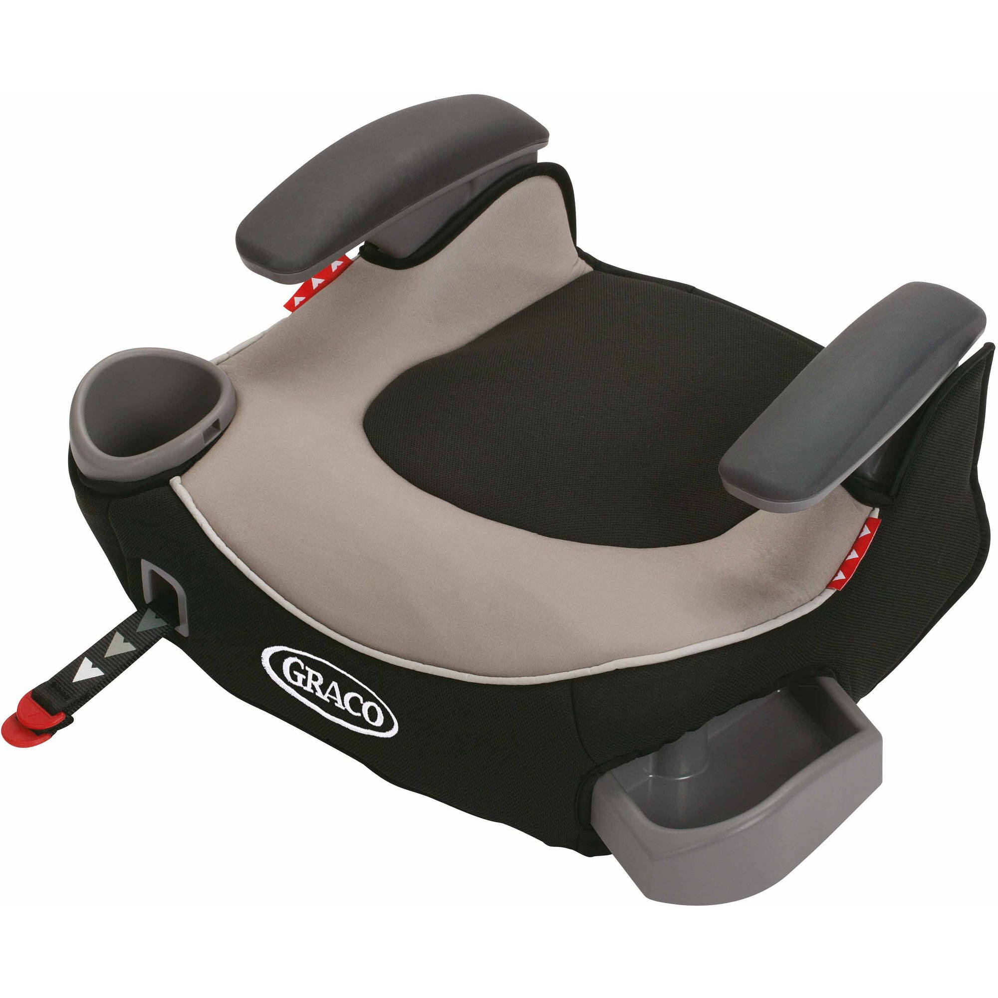 Graco AFFIX Backless Booster Seat with LATCH System, Pierce