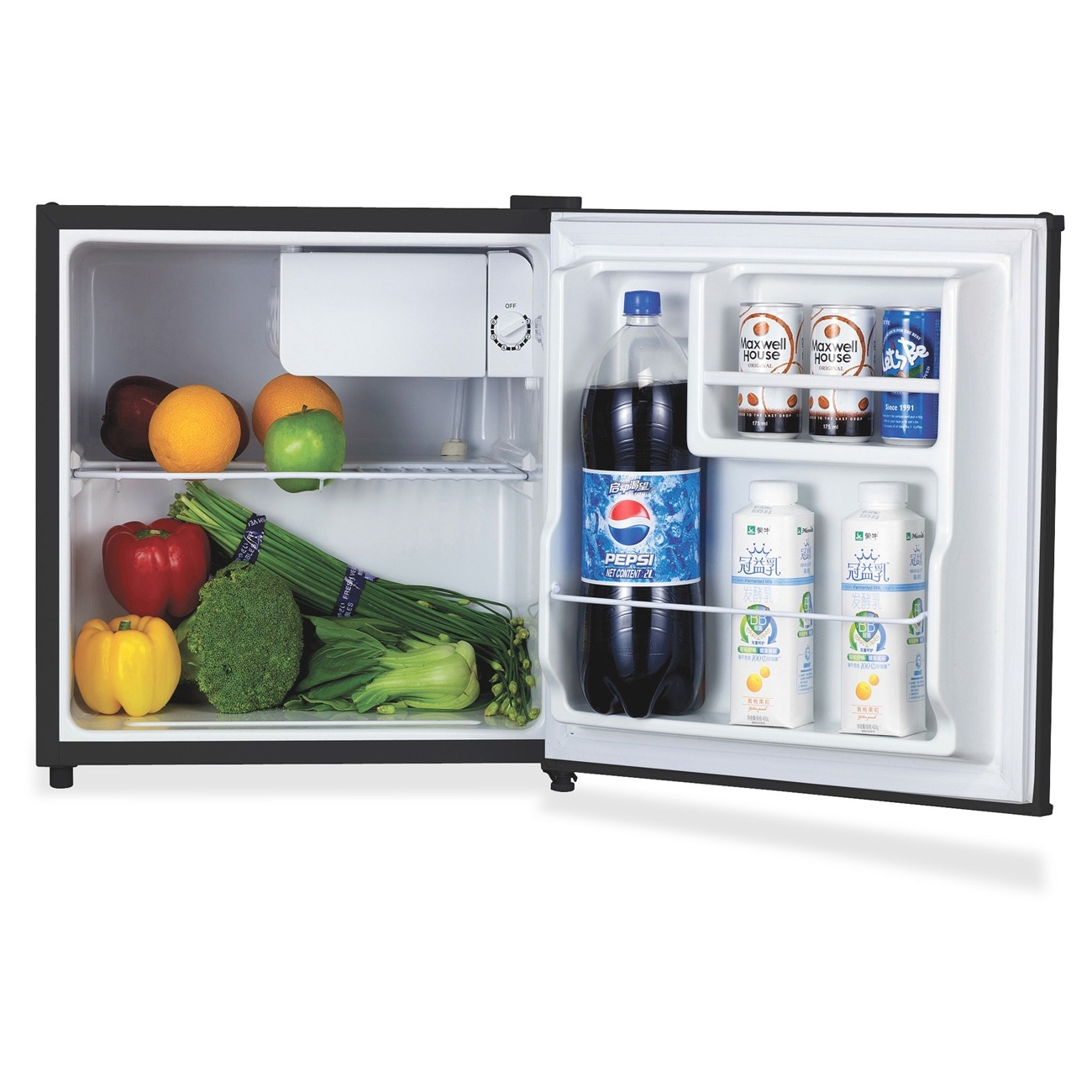 tiny refrigerator office. Compact Refrigerator Mini Small Fridge Home Office Beverage Cooler Shelf New Tiny E