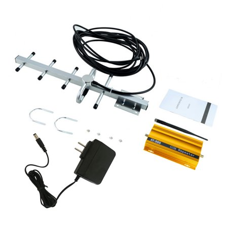 gsm 900mhz mobile phone signal booster repeater amplifier yagi antenna wa. Black Bedroom Furniture Sets. Home Design Ideas