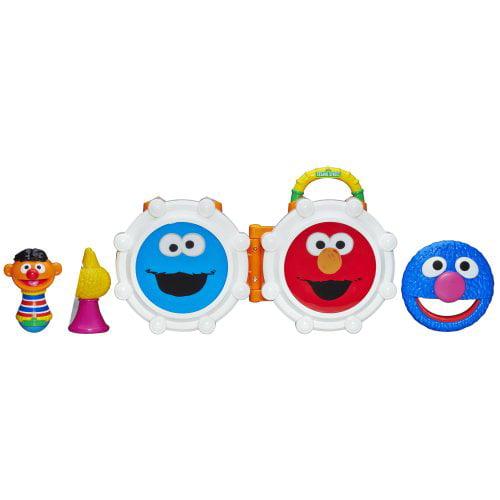 Playskool Sesame Street Take-Along Band Set by Hasbro