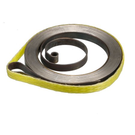 4mm Width 0.5mm Thickness Recoil Starter Spring Replaces for 2500 Chainsaw