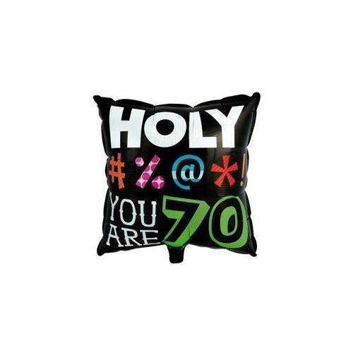 Creative Converting 202099 Holy Bleep 70- Foil Balloon
