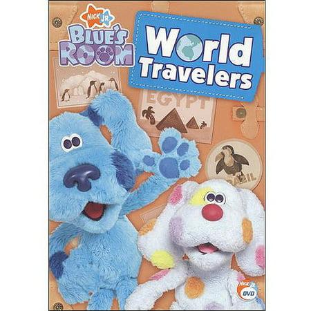 Blue's Clues: Blue's Room - World Travelers (Full Frame)
