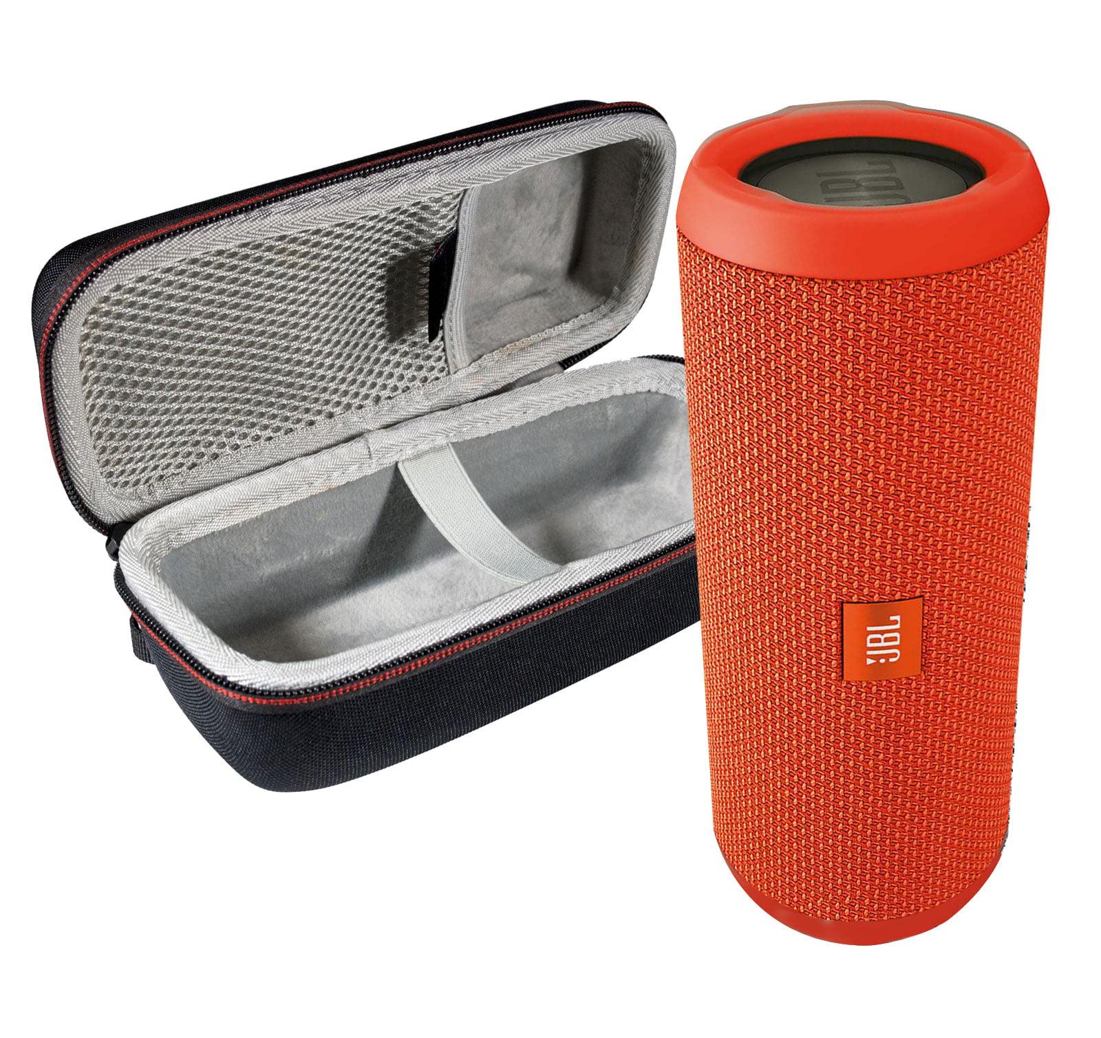 JBL FLIP 3 Orange Portable BT Speaker w/Case