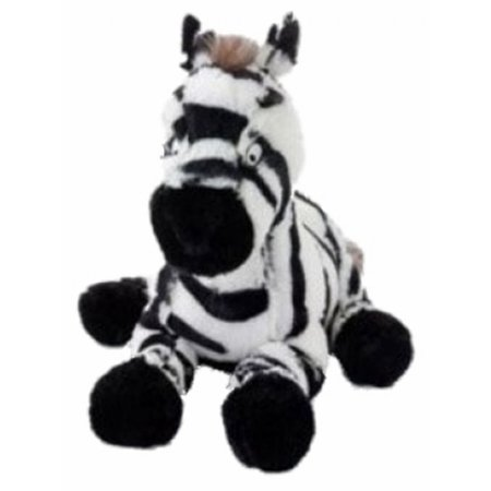 Kohls Cares Zebra Stuffed Animal Plush Pal