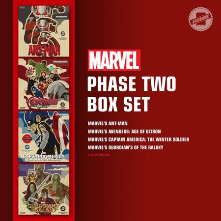 Age Of Ultron Jarvis (Marvel's Phase Two Box Set: Marvel's Ant-Man; Marvel's Avengers: Age of Ultron; Marvel's Captain America: The Winter Soldier; Marvel's Guardians of the Galaxy)
