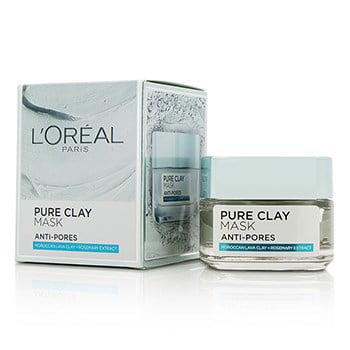 L'OREAL Pure Clay Anti-Pores Mask  50g/1.7oz