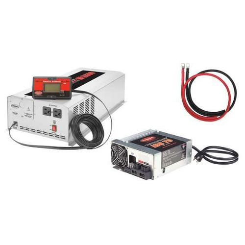 Tundra Icm25270 Inverter/Charger,70 Amps,2500W G1856261