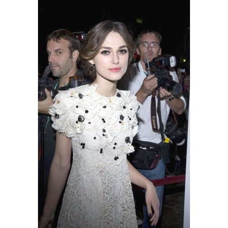 Keira Knightley At Arrivals For Silk Premiere At The 32Nd Annual Toronto International Film Elgin Theatre Visa Screening Room New York Ny September 11 2007 Photo By Brent LewinEverett Collection](Silk Screening Kit)