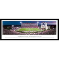 Mississippi State BulldogsFramed Stadium Print