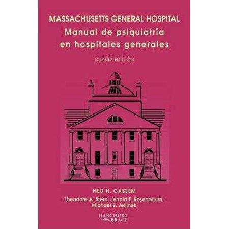 Man  Psiquiatr A En Hospitales Generales