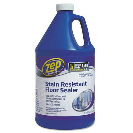 Zep Commercial Stain Resistant Floor Sealer, 1 gal -
