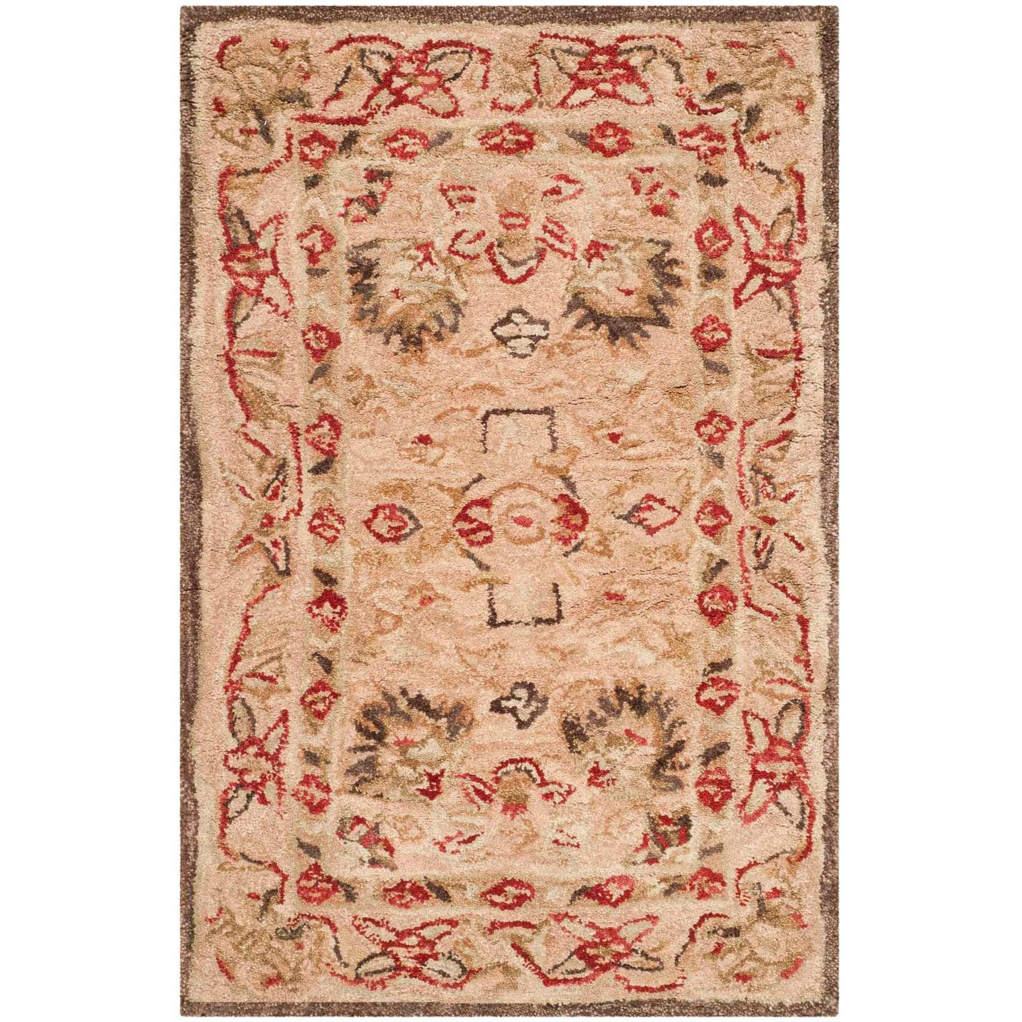 Safavieh Anatolia Venice Traditional Wool Area Rug or Runner