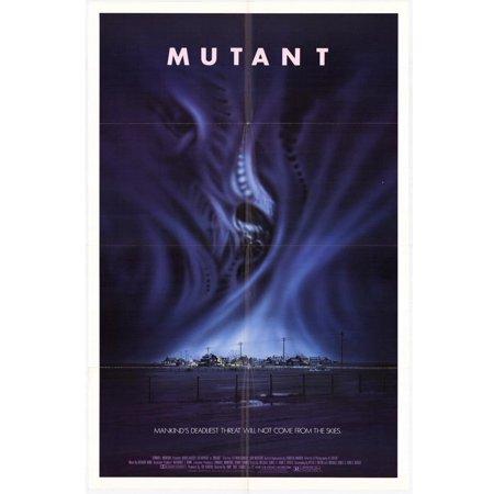Mutant Poster Movie C  27X40