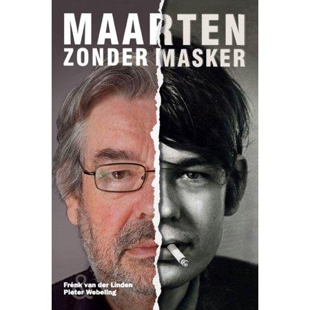 Maarten zonder Masker - eBook - Kinder Maskers Halloween