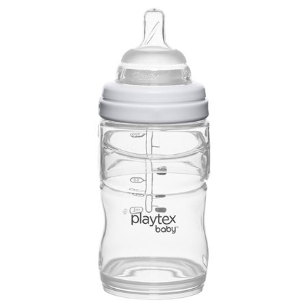 Playtex Baby Nurser With Drop-Ins Liners 4oz Baby Bottle
