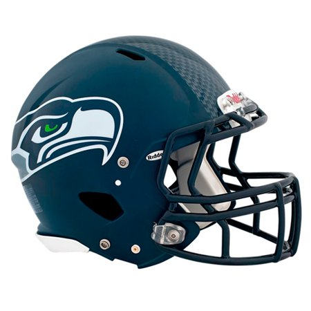 Seattle Seahawks Fathead Giant Removable Helmet Wall Decal - No