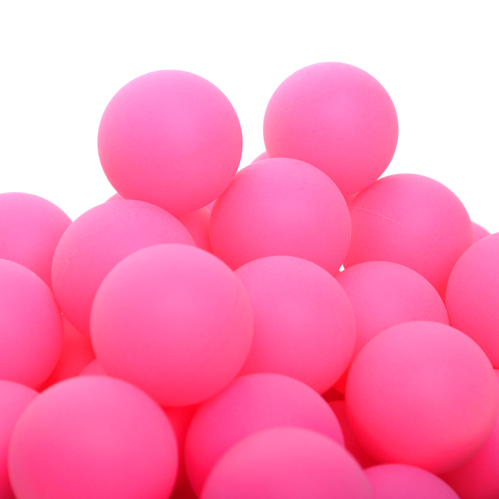 Bulk Lot of 50 GOGO Beer Ping Pong Ball 40mm Assorted Pack for Decor Game Event