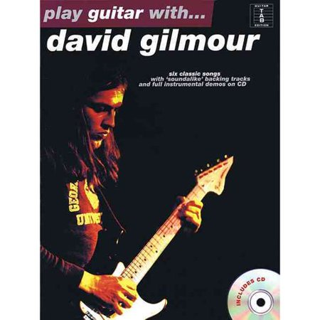 Play Guitar With...David Gilmour by