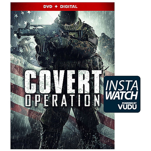 Covert Operations (DVD   Digital Copy) (With INSTAWATCH) (Widescreen)