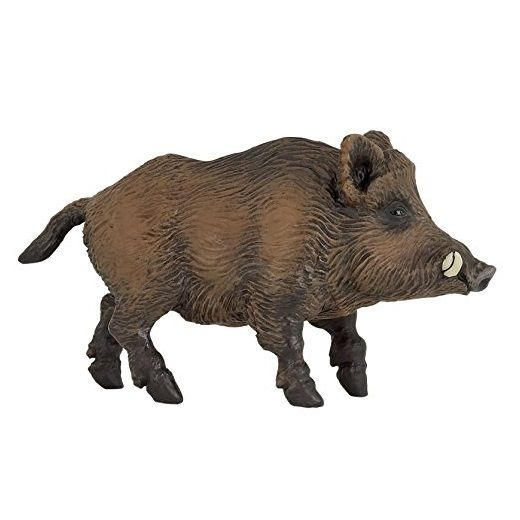 Papo 53011 Wild Boar Figurine Pack of 5