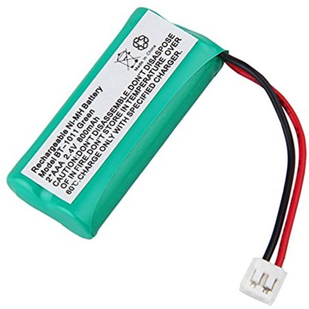 TOPCHANCES 2.4V Rechargeable Home Cordless Phone Battery for Uniden Uniden DECT 6.0 BT101 BT-1011 BT1011 BT-1018 BT1018 VTech AT&T/Lucent BT184342 BT-184342 BT284342 BT-28433