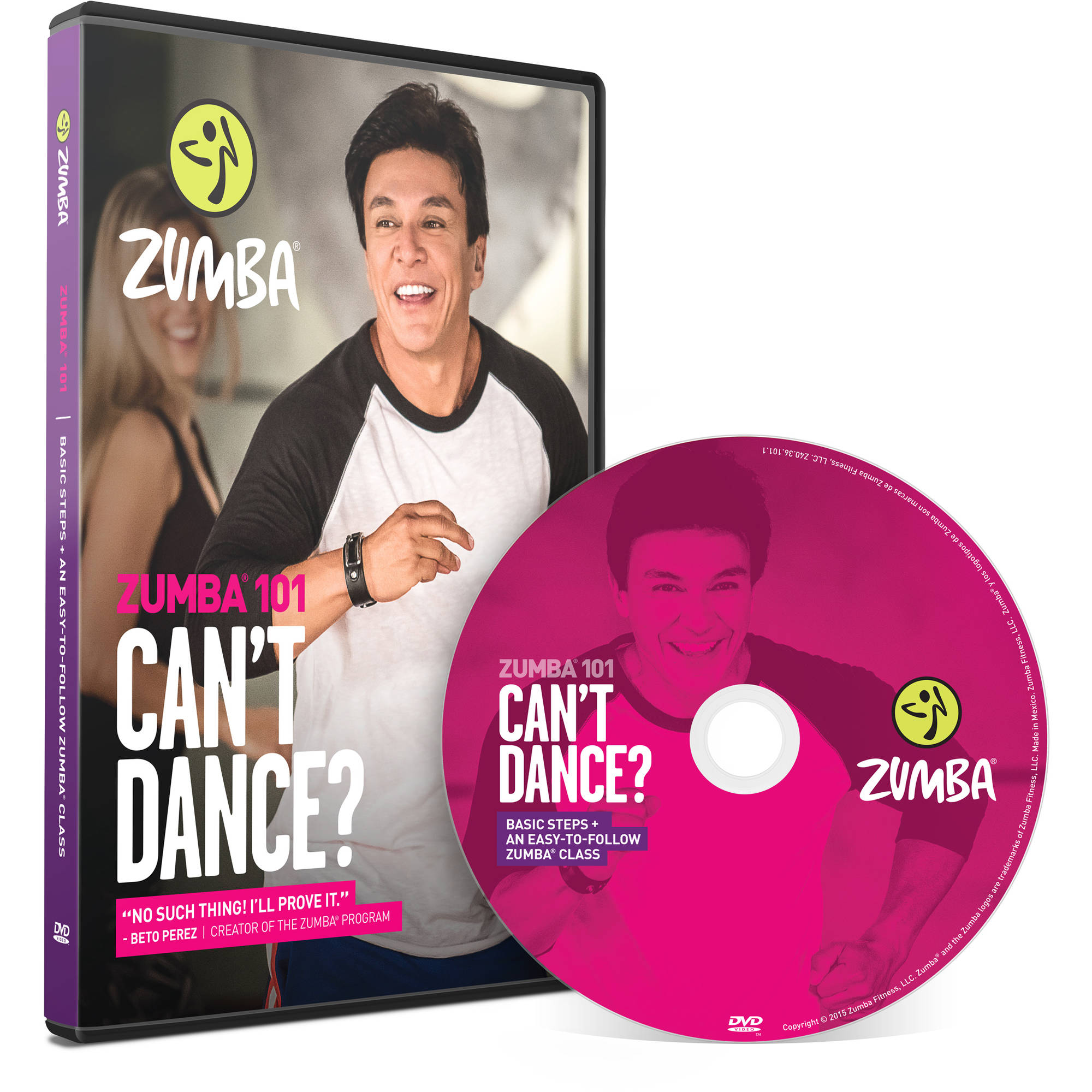 Zumba 101 DVD Set by