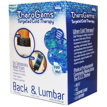 TheraGems Targeted Cold Therapy- Back and Lumbar - image 1 de 1
