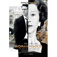 The Woman in Gold (2015) 11x17 Movie Poster