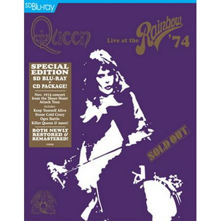 Live at the Rainbow 74 (Blu-ray + -