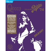 Live at the Rainbow 74 (Blu-ray + CD)